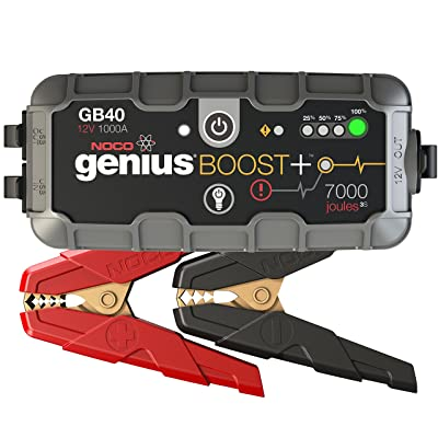 NOCO Genius Boost Plus review