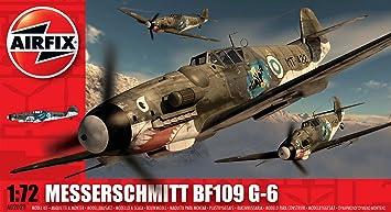 Airfix - A02029 - Construction et Maquettes - Bâtiment - Messerschmitt Bf109G