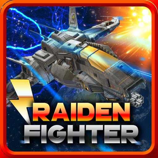 world-war-raiden-fighter