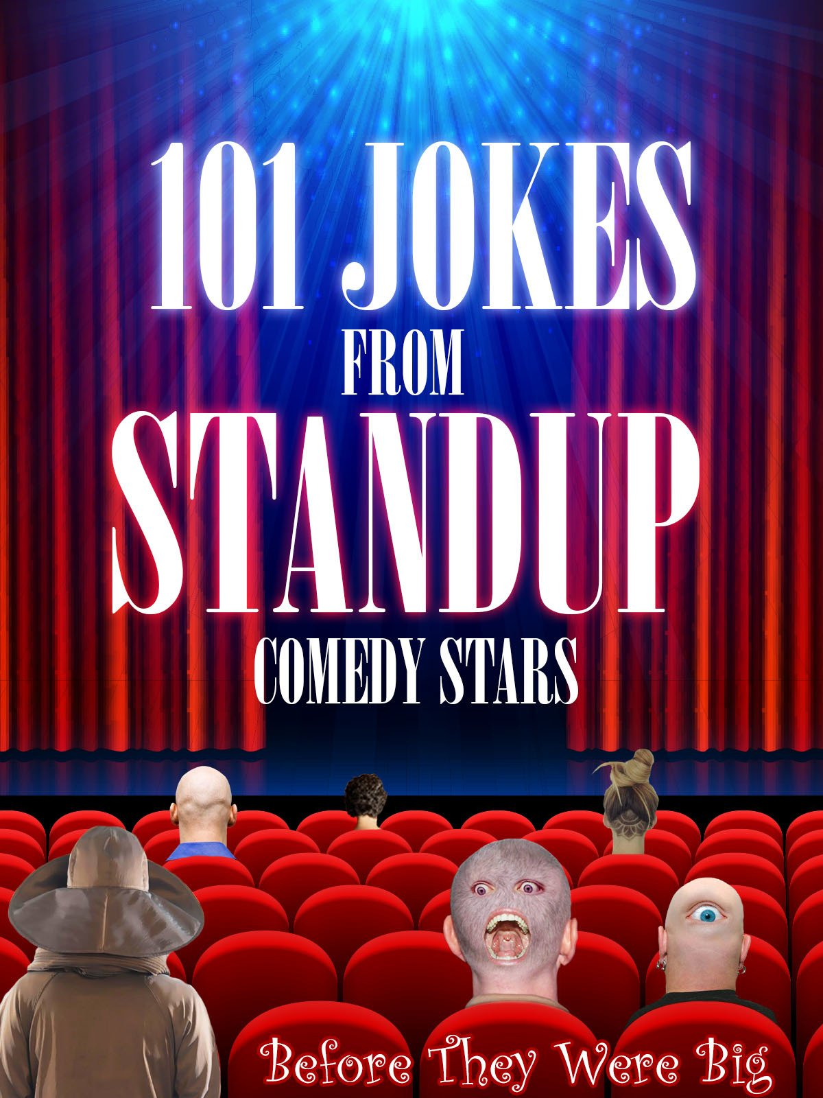 101 Jokes From Standup Comedy Stars