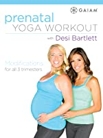 Gaiam: Prenatal Yoga Workout with Desi Bartlett