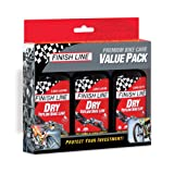 Finish Line Teflon Bike Dry Lube (Pack of 3), 4-Ounce