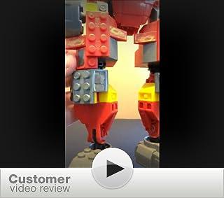 Amazon.com: Transforming Blok Bots: Torch: Toys & Games