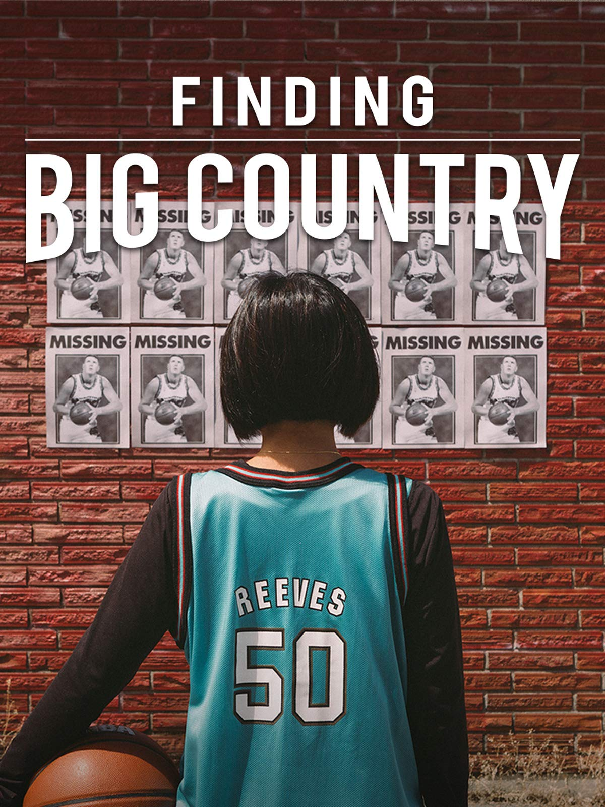 Finding Big Country on Amazon Prime Video UK