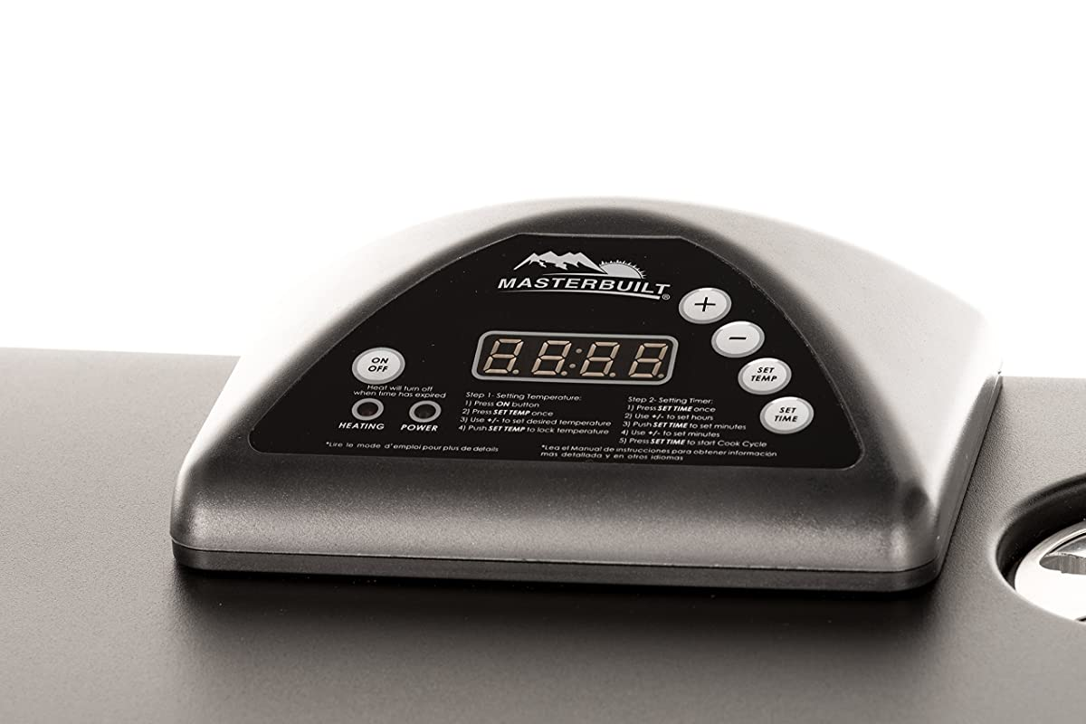 "Masterbuilt 20071117 30"" Digital Electric Smoker"