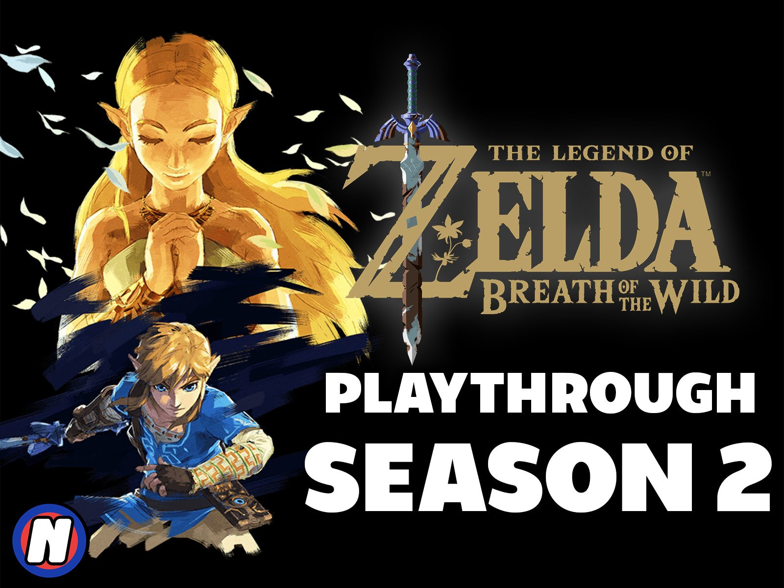 Clip: Legend of Zelda Breath of the Wild Playthrough - Season 2