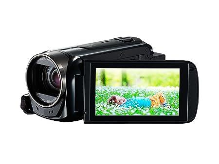 Canon Legria HF R57 Camescopes Classique 1080 pixels Zoom Optique 32 x 4.85 Mpix 8 Go