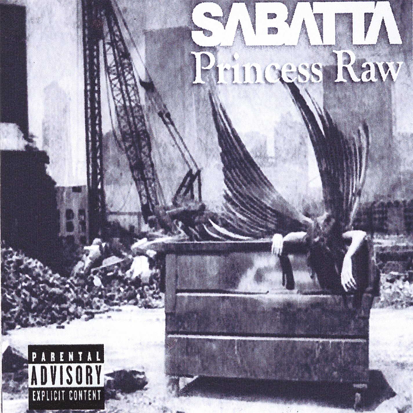 SABATTA - PRINCESS RAW SPECIAL EDITION - CD