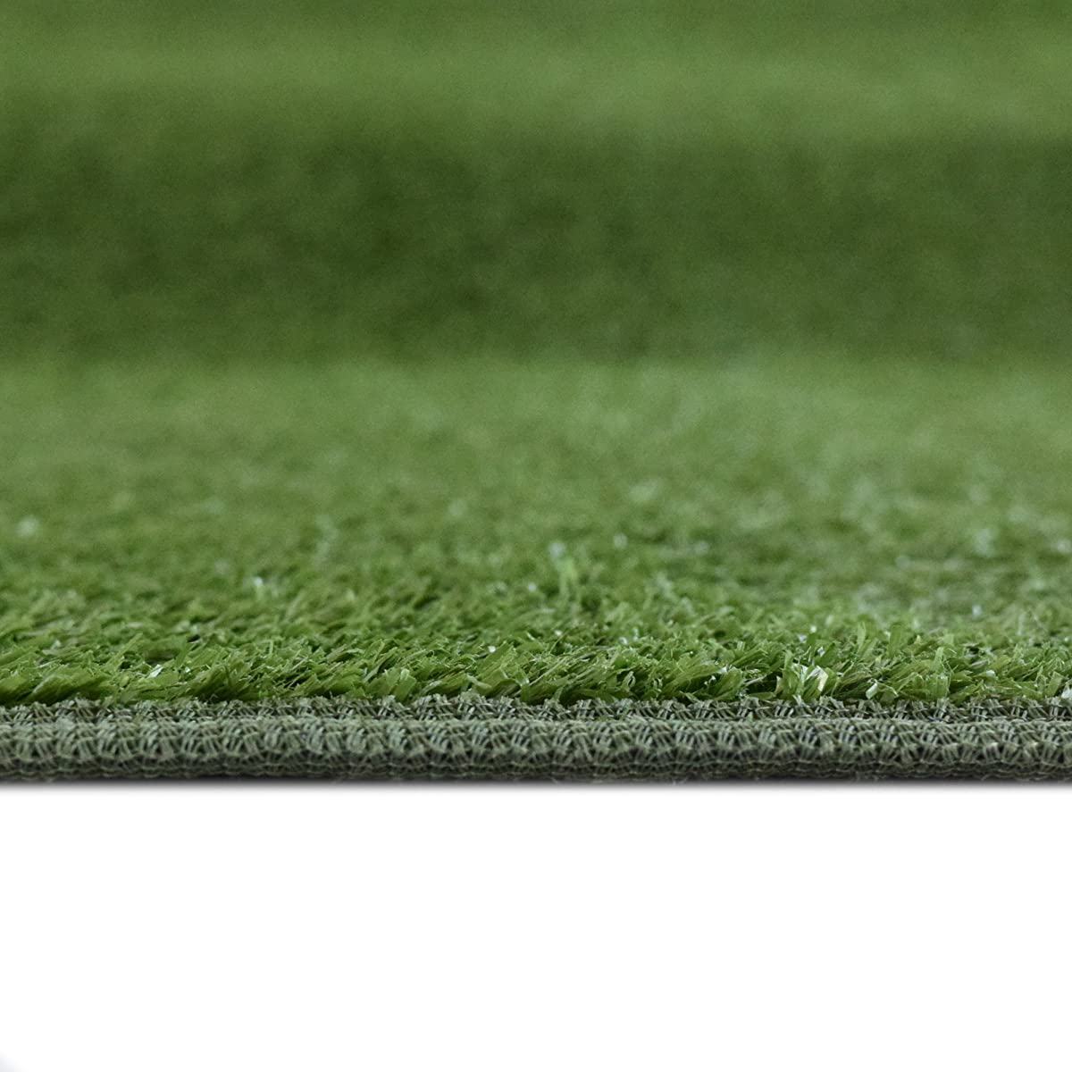iCustomRug Outdoor Turf Rug in Green Artificial Grass In 6 X 13 And Many Other Sizes Available