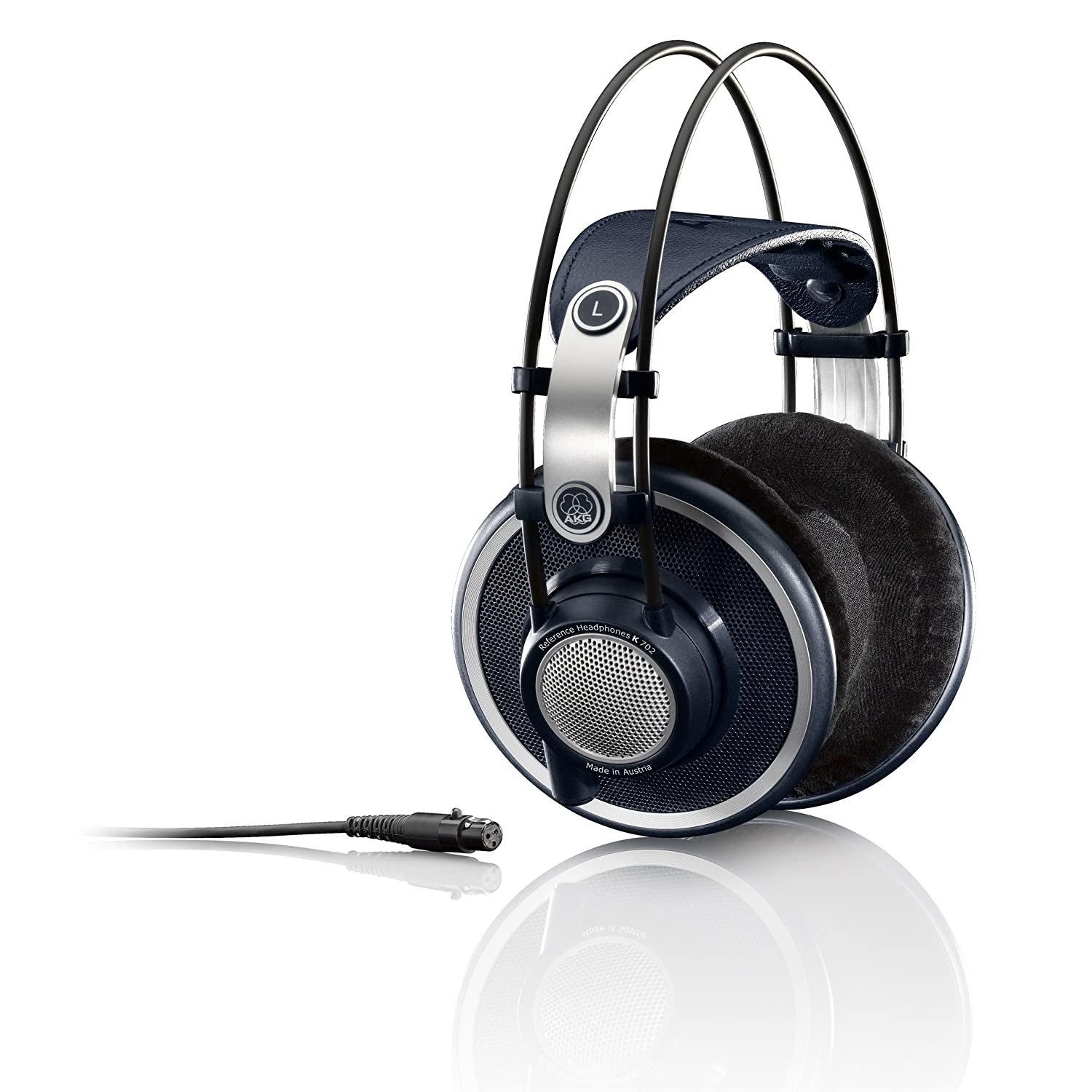 AKG K702 Headphones: Electronics