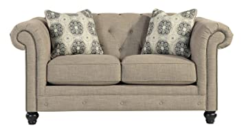Azlyn Sepia Loveseat