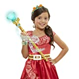Disney Elena of Avalor Magical Scepter of Light with Sounds (Color: Multi-colored)