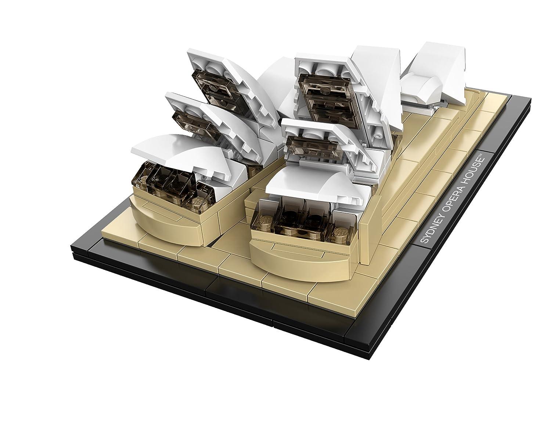 Lego 21012 rear view