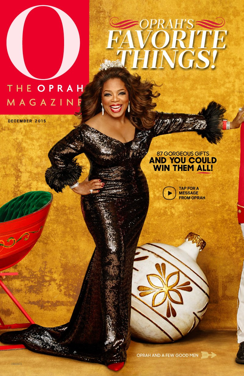O, The Oprah Magazine [Kindle Edition]