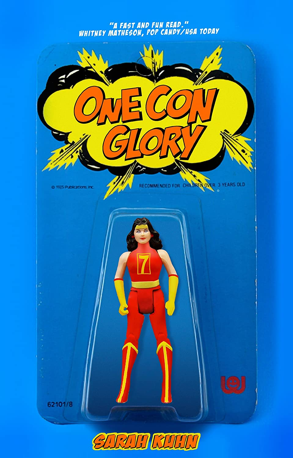 The cover of One Con Glory