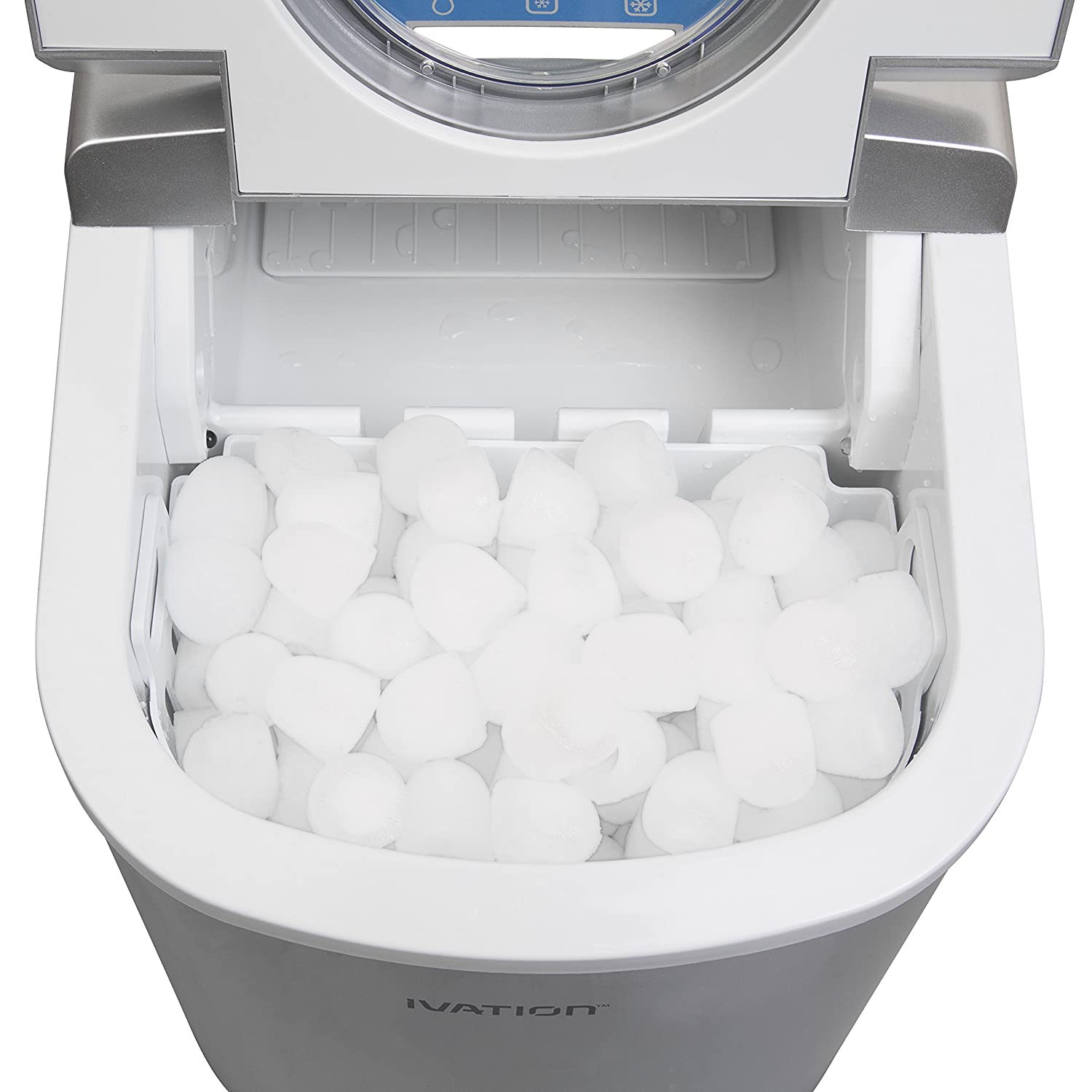 Details about Compact Countertop Portable Ice Maker IceCube Machine ...