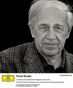 Image de Pierre Boulez