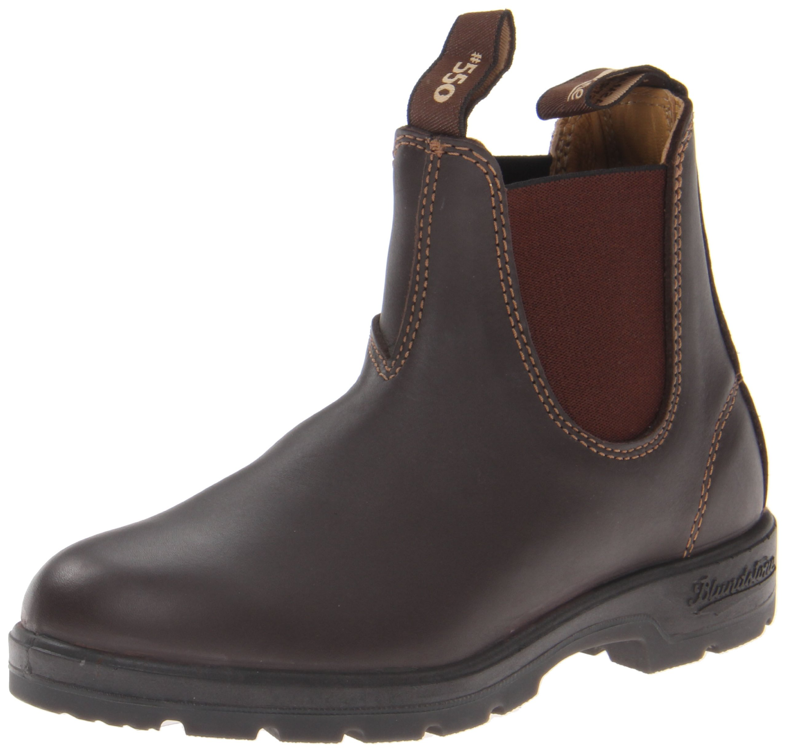 Blundstone Women's Blundstone 550 Rugged Lux Brwn Boot