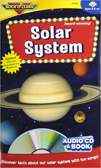 Solar System [With Book] (Rock 'n Learn)