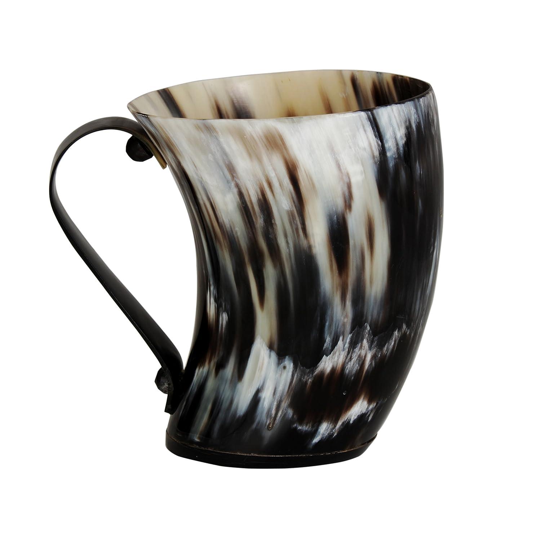 Handmade Game of Thrones Horn Cup Beer Mug