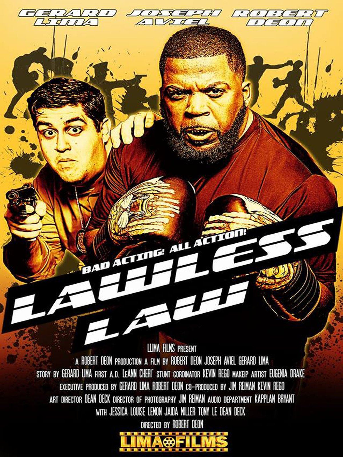 Lawless Law on Amazon Prime Video UK