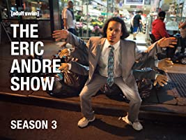 The Eric Andre Show Season 3 [HD]