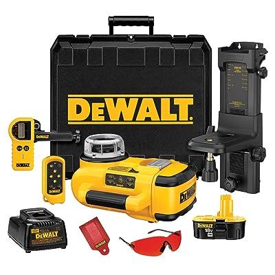 DEWALT DW079KD Rotary Laser Kit
