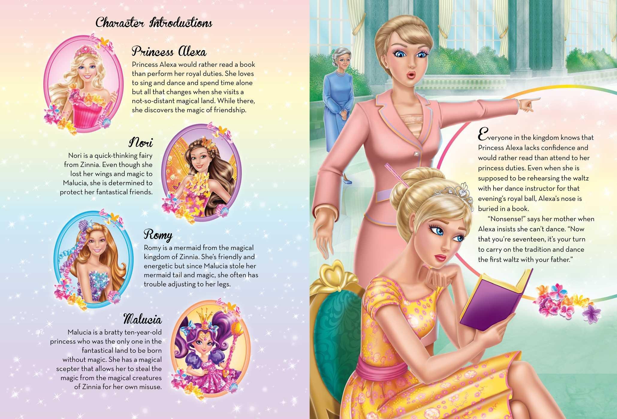 Barbie And The Secret Door Doll Barbie And The Secret Door a