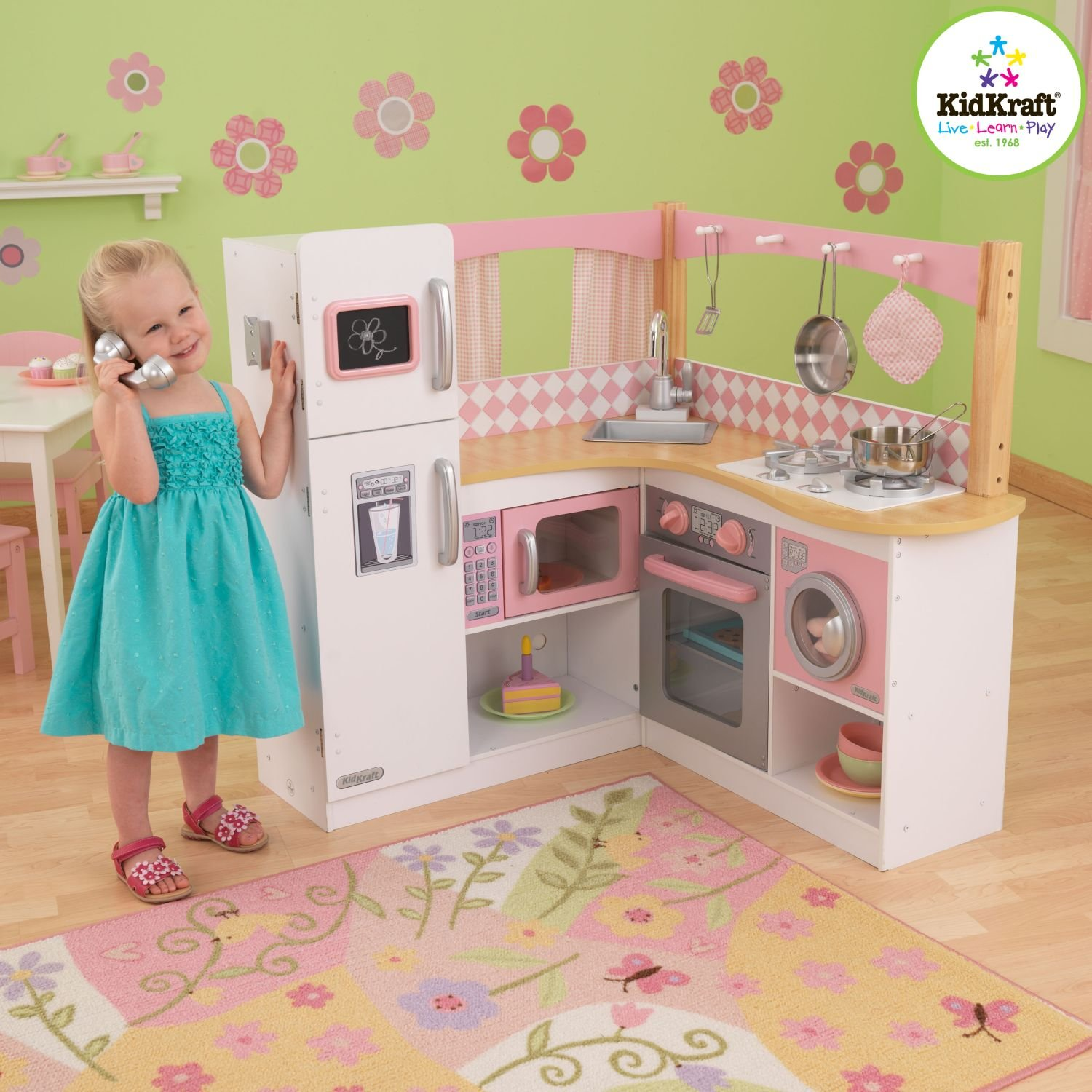 Kids Kitchen Playsets Classy Baby Gear