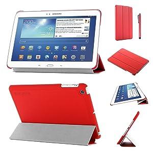 Stuff4 Cover - Funda para tablet, rojo  Informática más noticias y comentarios