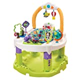 Evenflo ExerSaucer World Explorer Triple Fun Saucer (Color: World Explorer)