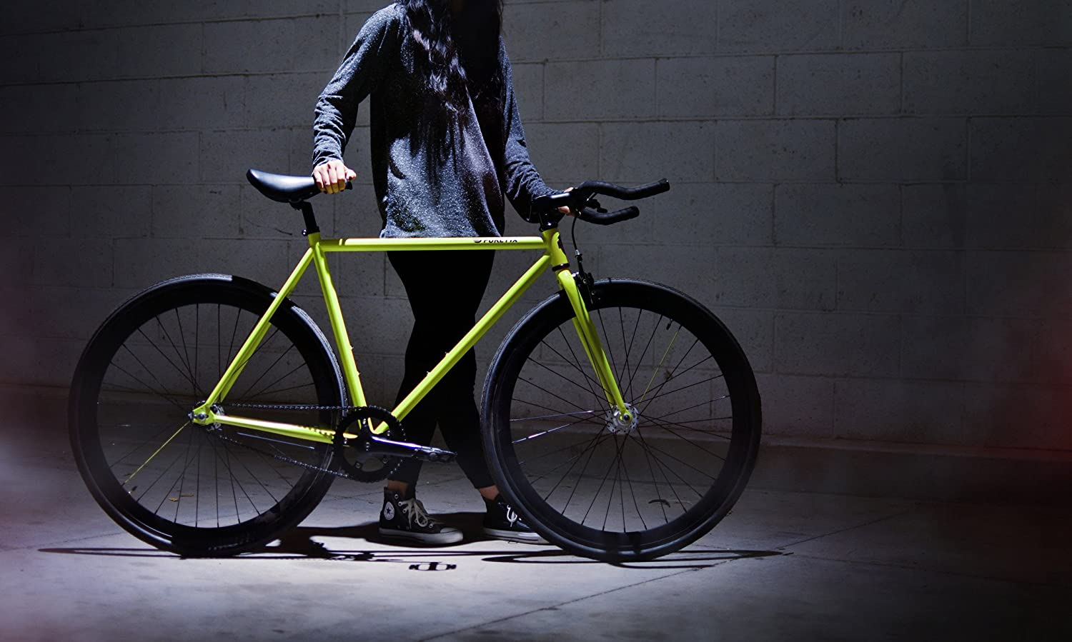 Fixie Bike - Glow option