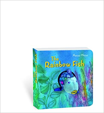 Rainbow Fish Finger Puppet Book (Rainbow Fish (North-South Books)) written by Marcus Pfister
