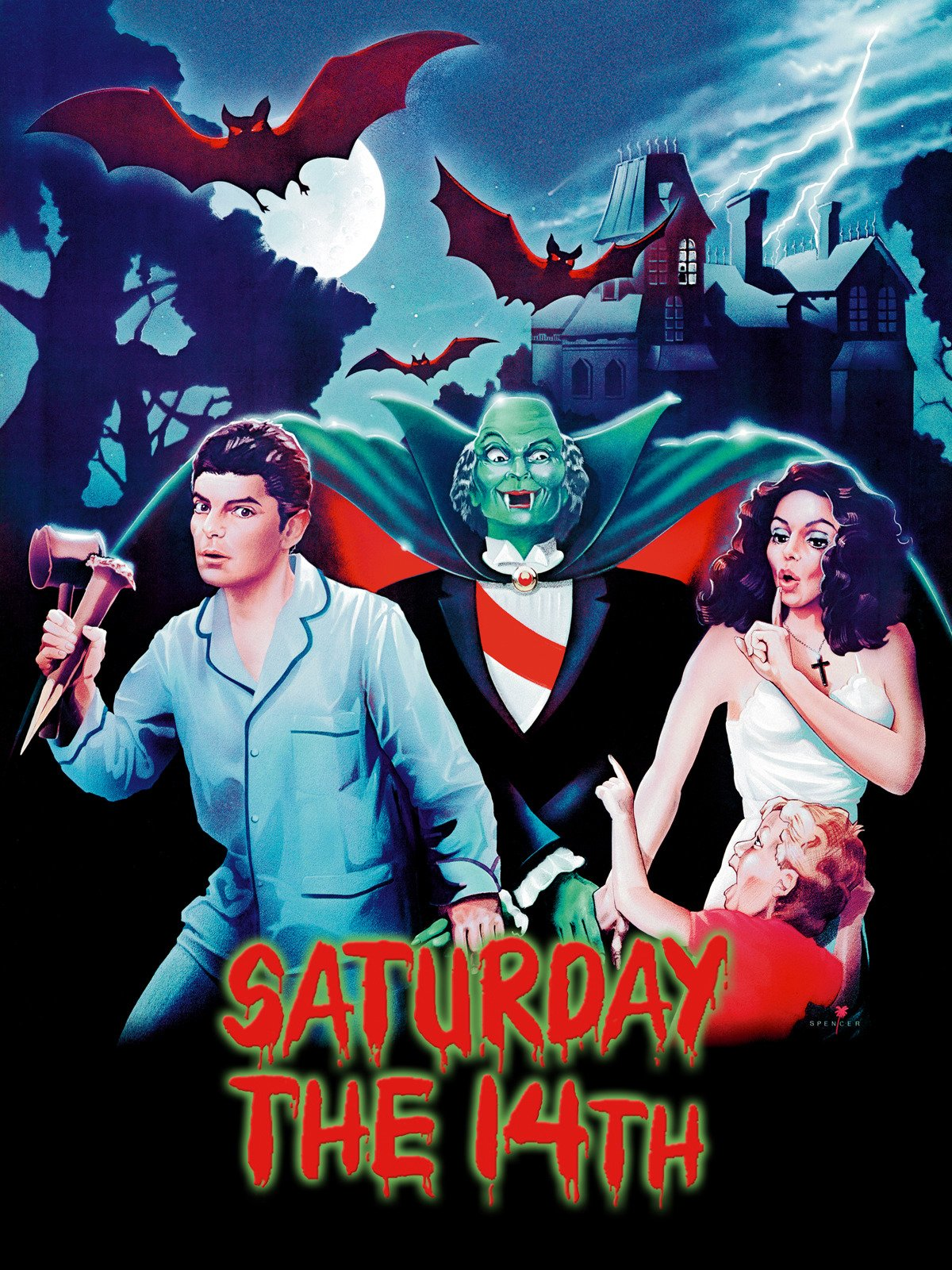 Saturday The 14th on Amazon Prime Instant Video UK