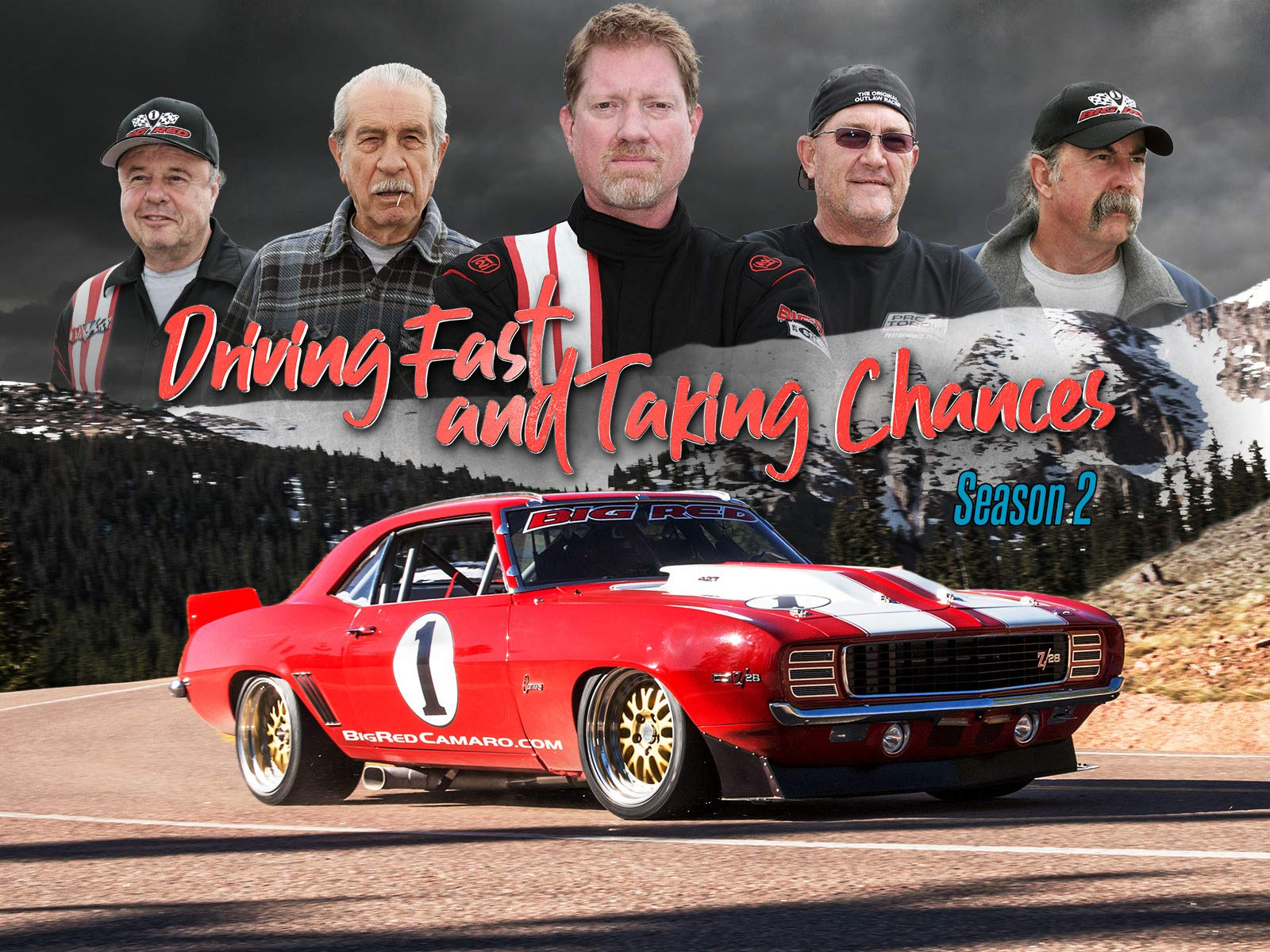 Driving Fast and Taking Chances - Season 2