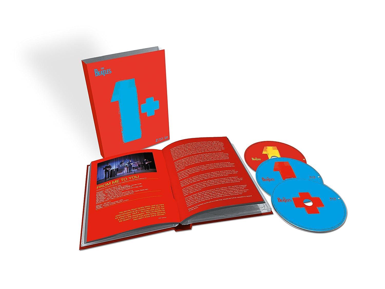 ビートルズ / 1+〈デラックス・エディション〉(CD+2Blu-ray)