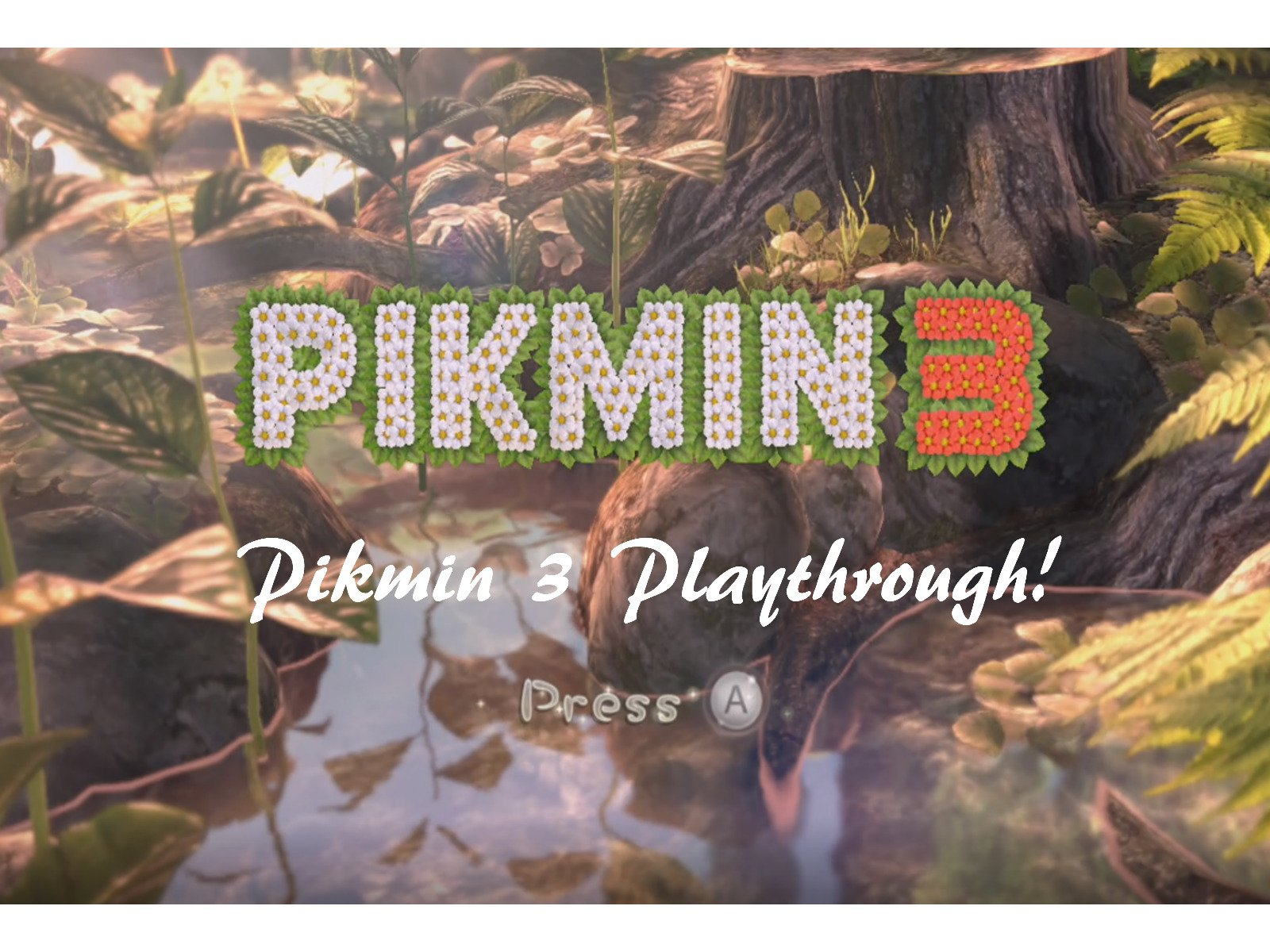Pikmin 3 Playthrough on Amazon Prime Instant Video UK