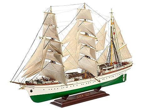 Revell - 05417 - Maquette bateau Gorch Fock