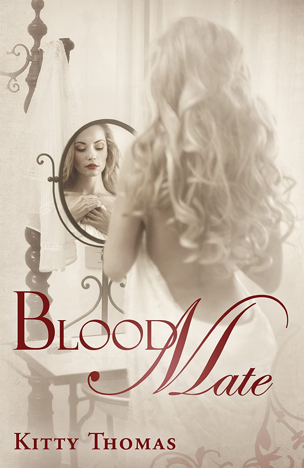 Blood Mate by: Kitty Thomas