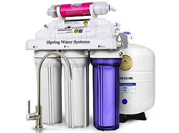 iSpring RCC7AK Reverse Osmosis System