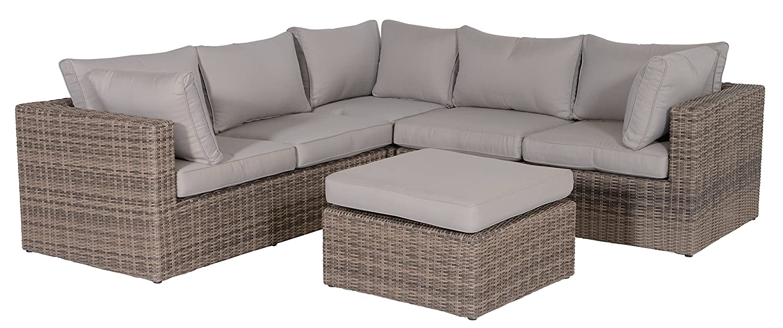Garden Impressions Lounge Set Alexandria neu, kubu / sand braun günstig kaufen