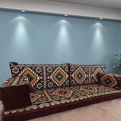 Canapé d'angle Canapé d'angle sol Siège Canapé Canapé-lit canapé pour le salon BOHEMIEN Salon