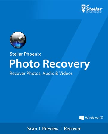 Stellar Phoenix Photo Recovery Windows [Download]