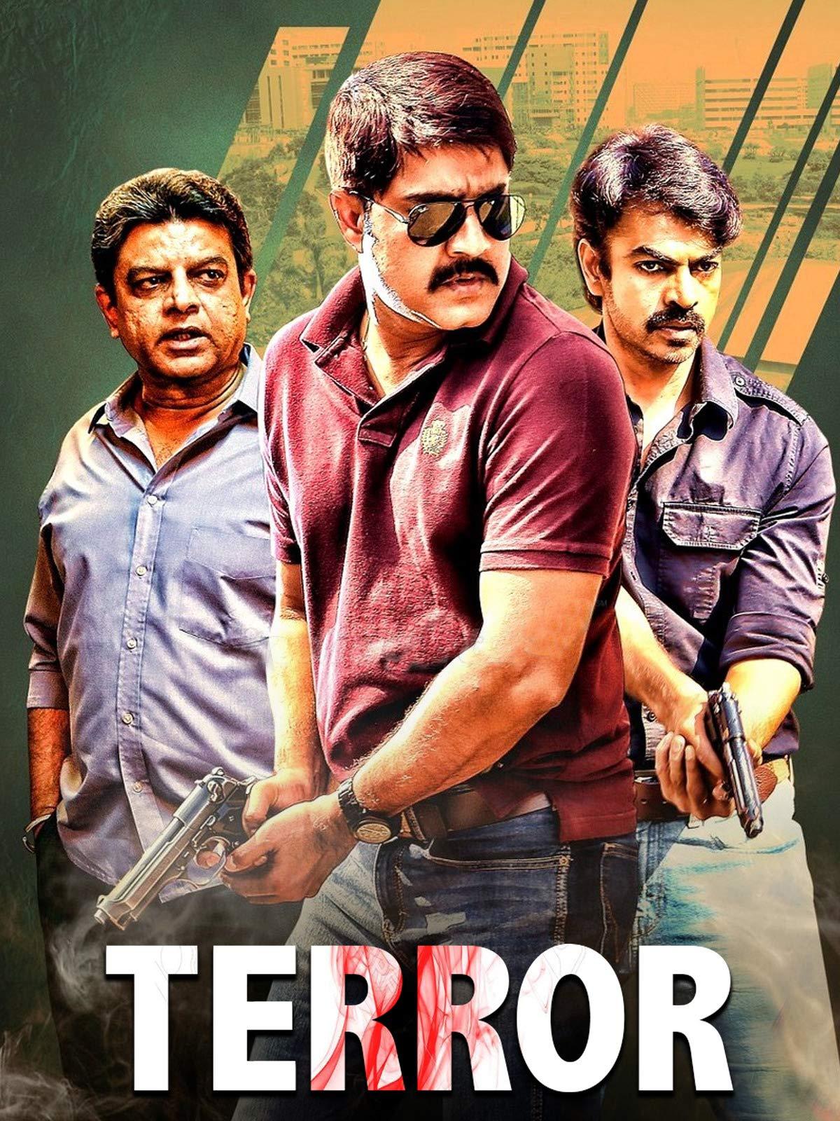 Terror on Amazon Prime Video UK