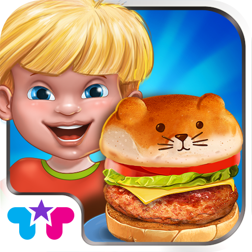 Burger Crazy Chef – Make Your Own Funny Hamburger