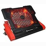 Thermaltake Massive 23 GT Steel Mesh Panel Single 200mm Red LED Fan Adjustable Speed Control 10