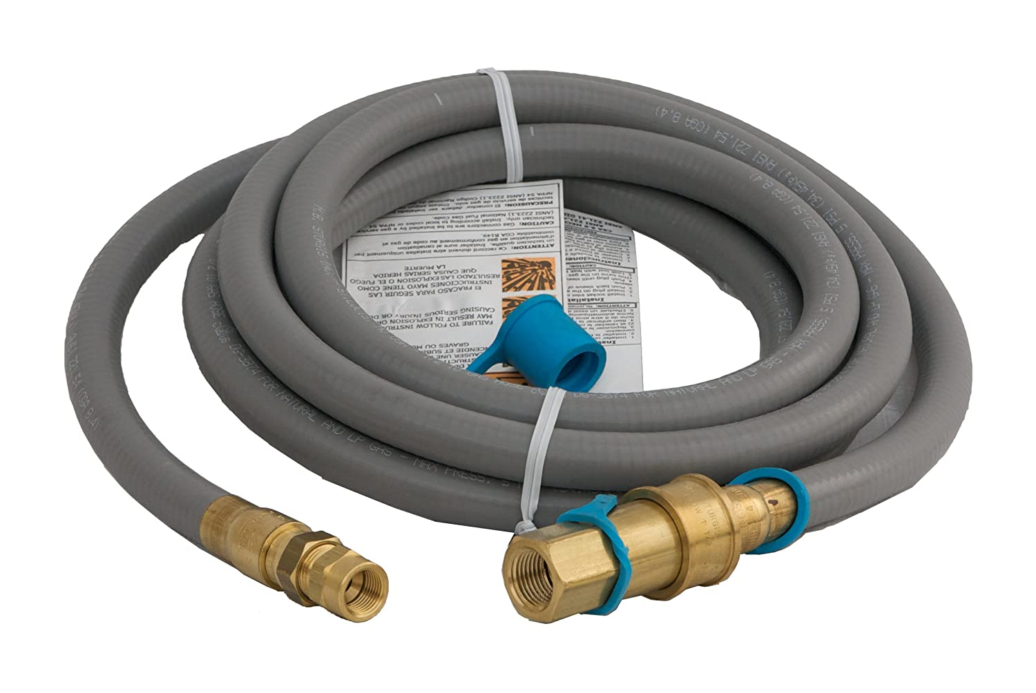Natural Gas Flexible Hose Fittings