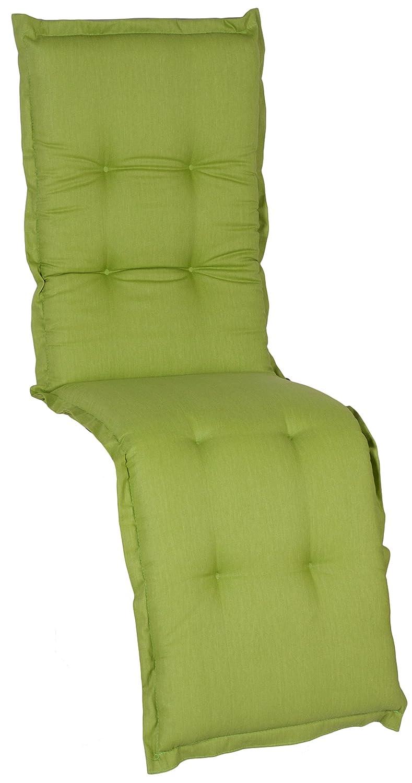 beo AU31 Nice RE Luxus-Saumauflage für hochwertiger Bezug mit hoher Lichtechtheit, angenehmer Sitzkomfort Relax, circa 174 x 52 cm, circa 7 cm dick