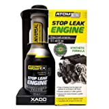 XADO ATOMEX Stop Leak Engine Oil Additive Repair (Bottle, 250 ml) - Gasket Seal Restore Treatment