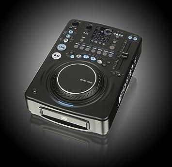TMC 200 CD A PLAT MP3+effets JB SYSTEMS